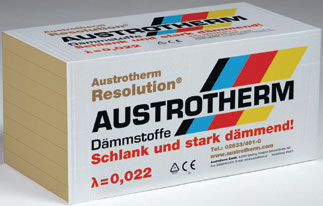 austrotherm material